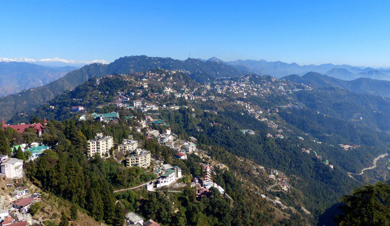 rishikesh to mussoorie taxi
